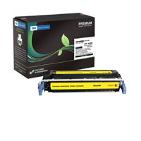 HEWLETT PACKARD COLOR LASER C9722A Toner-Color Compatible