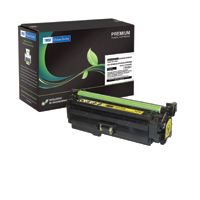 HEWLETT PACKARD COLOR LASER CE262A Toner-Color Compatible