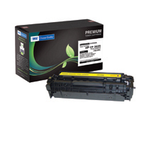 HEWLETT PACKARD COLOR LASER CC532A Toner-Color Compatible