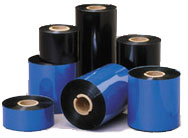 "Enhanced Chemical Resin Ribbon - 4.33"" x 984' x .5"" Core - Replacement Ribbon for Model # IQRES-222000"